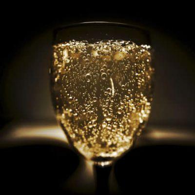 Achat de Champagne de fin d'année
