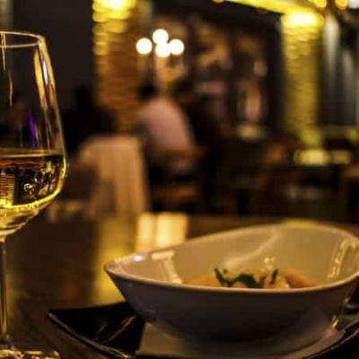 Repas complet autour du Champagne